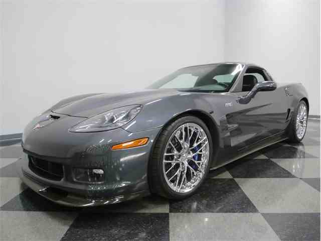 2010 Chevrolet Corvette ZR1 | 934907