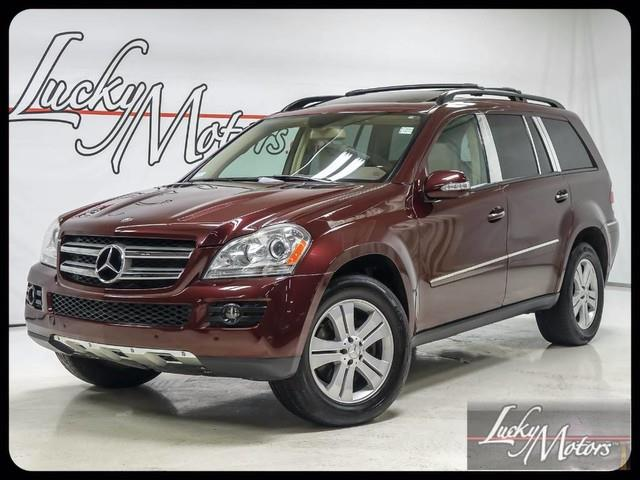 2007 Mercedes-Benz GL450 | 934911