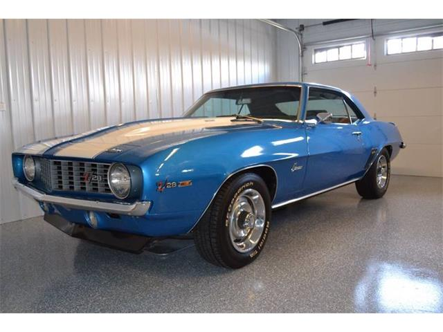 1969 Chevrolet Camaro | 930492