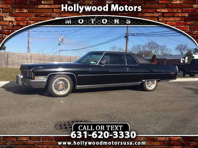 1972 Cadillac Coupe DeVille | 934920
