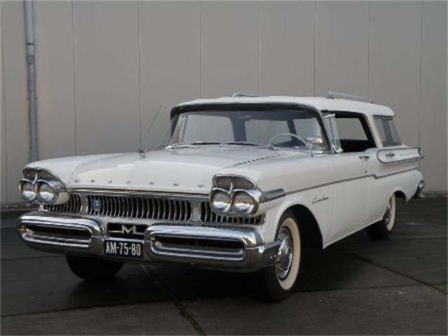 1957 Mercury Commuter | 934923
