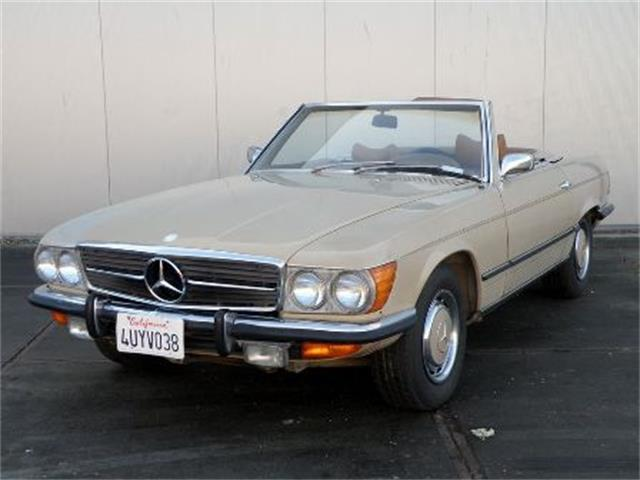 1973 Mercedes-Benz 450SL | 934925
