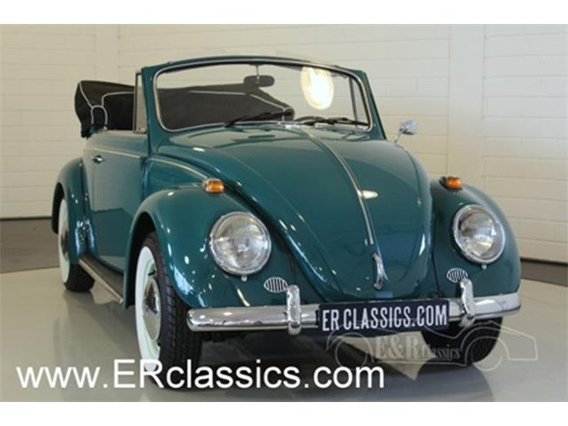 1966 Volkswagen Beetle 1500 | 934931