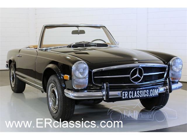 1968 Mercedes-Benz 280SL | 934937