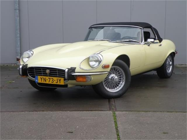 1973 Jaguar E-Type | 934942