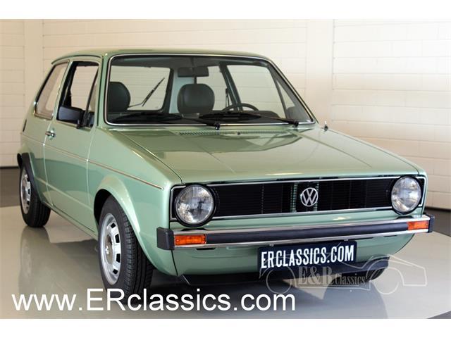 1980 Volkswagen  Golf S   934945