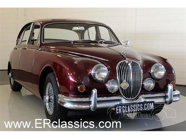 1963 Jaguar Mark II | 934948