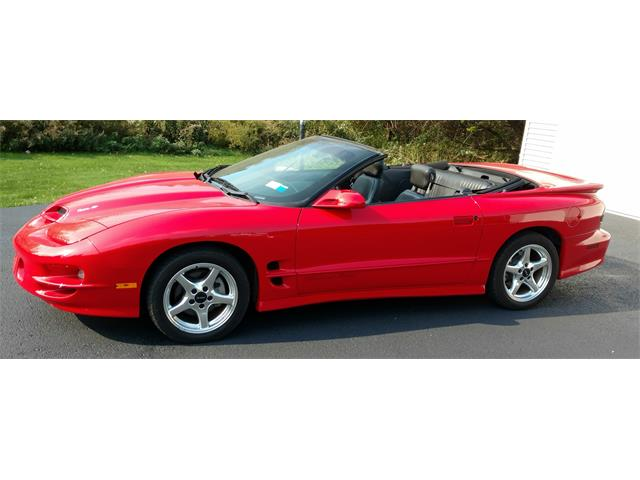 2000 Pontiac Firebird Trans Am | 934951