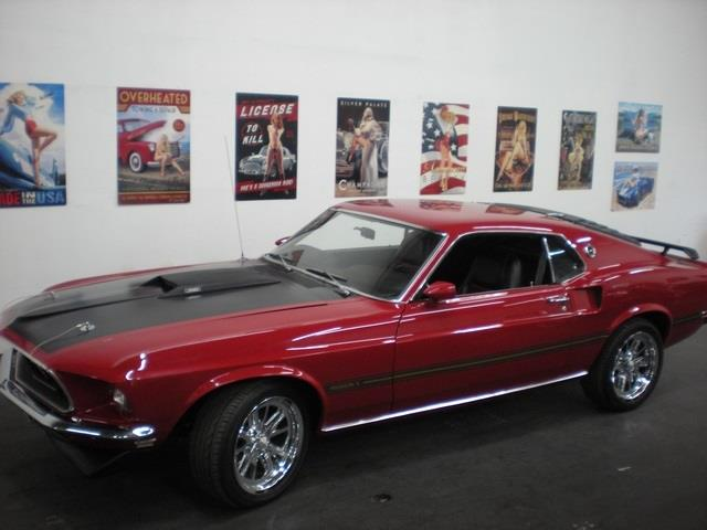 1969 Ford Mustang | 934956