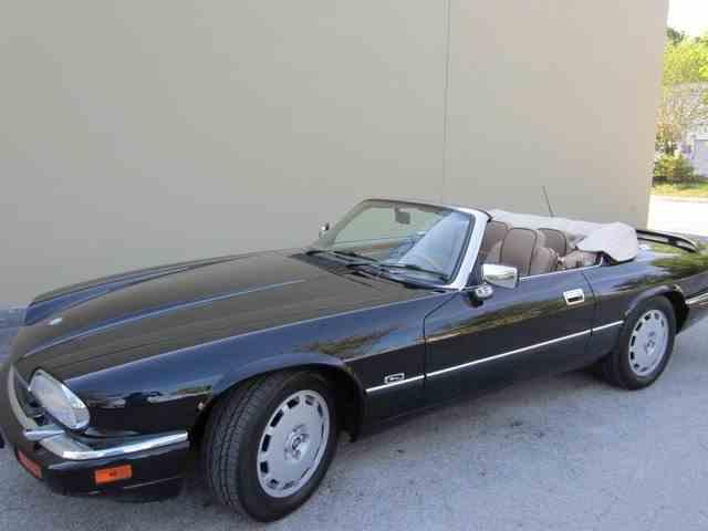 1996 Jaguar XJS | 934958