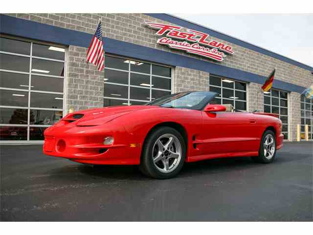 2002 Pontiac Firebird Trans Am | 930496