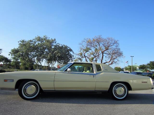 1978 Cadillac Eldorado Biarritz | 934966