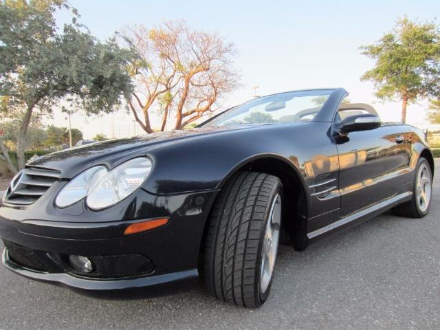 2005 mercedes benz sl500 for sale cc for Mercedes benz delray beach