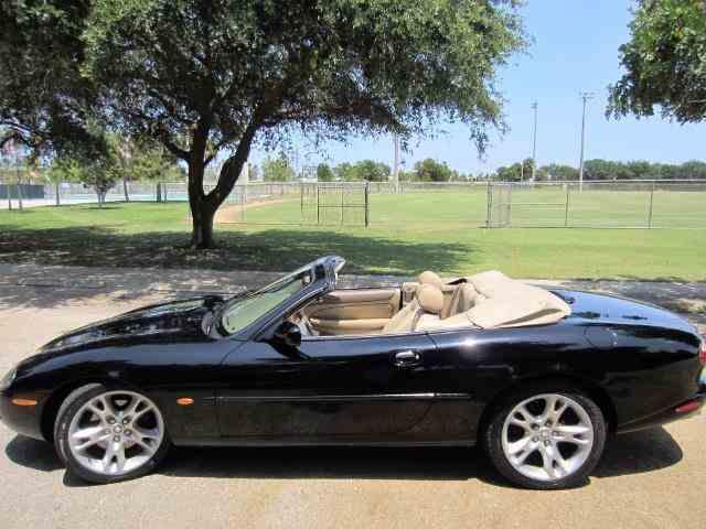 2003 Jaguar XK8 | 934969