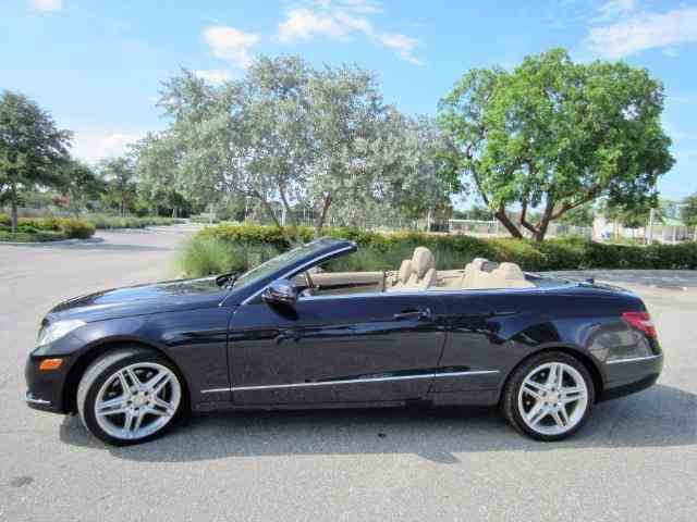 2011 Mercedes-Benz E350 | 934981