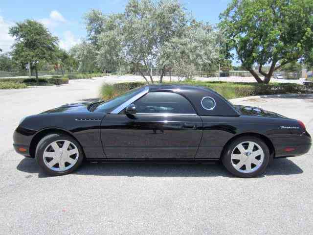 2002 Ford Thunderbird | 934985