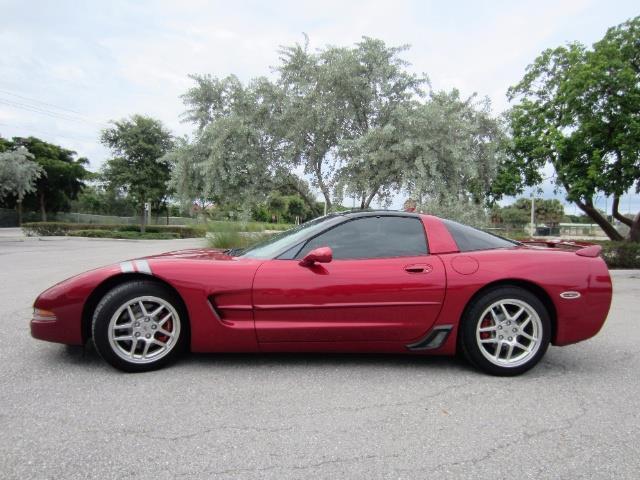 2001 Chevrolet Corvette | 934990