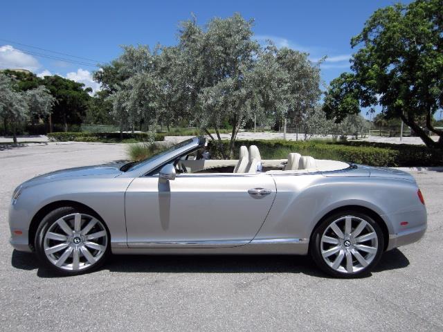 2012 Bentley Continental GTC | 934995