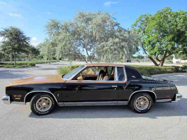 1979 Oldsmobile Cutlass W-30 HURST | 934996