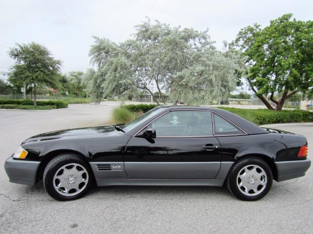 1995 Mercedes-Benz SL600 | 934997