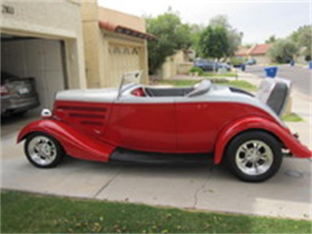 1934 Ford Roadster | 930005
