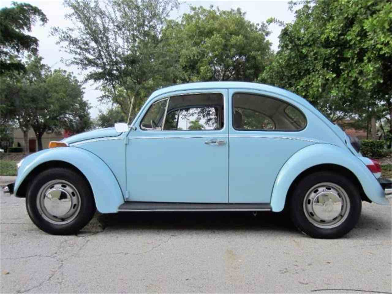 1970 volkswagen beetle for sale cc 935009. Black Bedroom Furniture Sets. Home Design Ideas