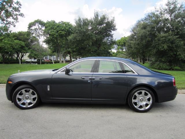 2011 Rolls-Royce Silver Ghost | 935021