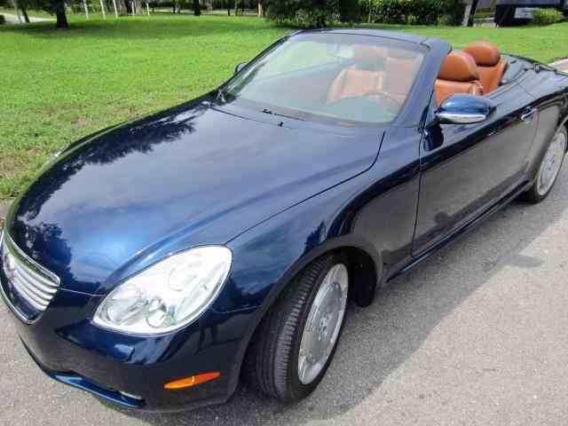 2004 Lexus SC430 | 935023