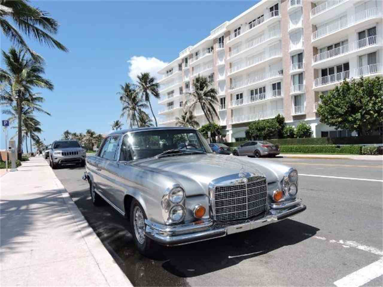 1970 mercedes benz 200 series 280se for sale classiccars for Mercedes benz delray beach florida