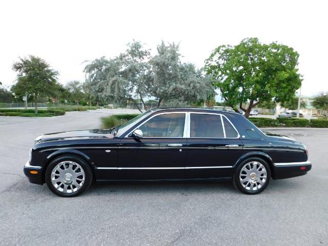 2004 Bentley Arnage | 935027