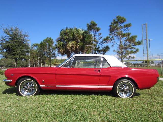1966 Ford Mustang | 935046