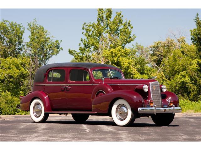 1937 cadillac 37-7509F | 935059
