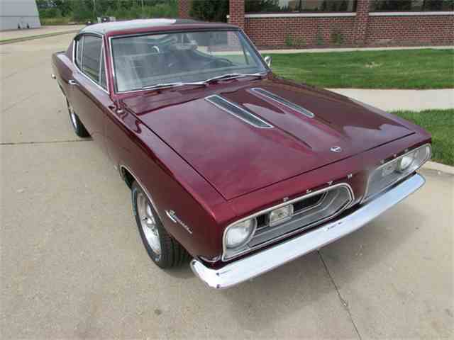 1967 Plymouth Barracuda | 935060