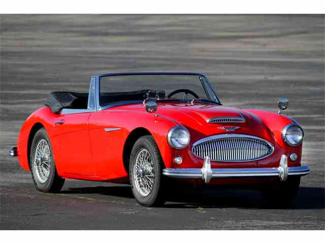 1963 Austin-Healey 3000 Mark II | 935065