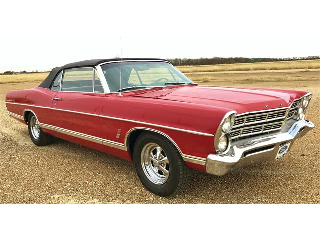 1967 Ford Galaxie | 935066