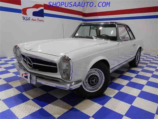 1965 Mercedes-Benz SL-Class | 935069