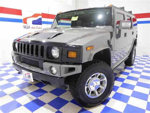 2007 Hummer H2   935070