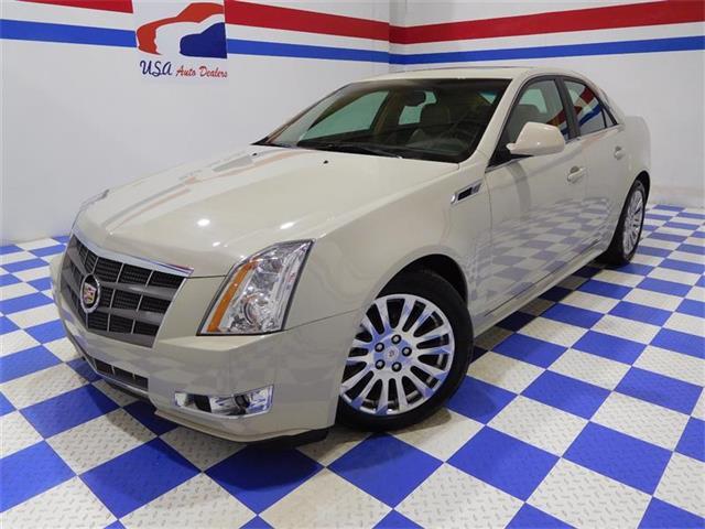 2011 Cadillac CTS | 935084