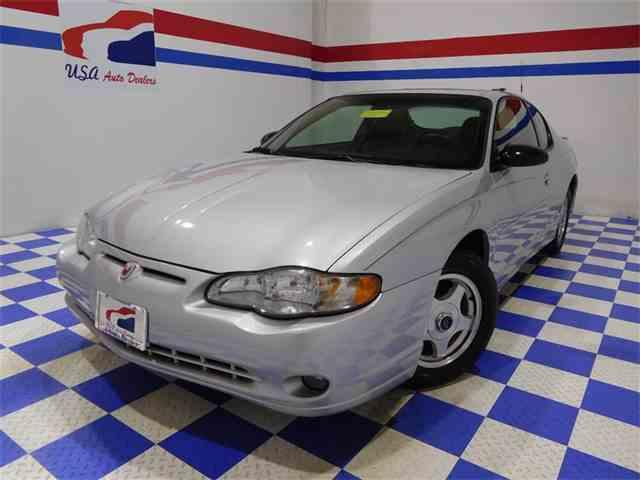 2002 Chevrolet Monte Carlo | 935089