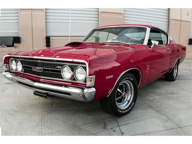 1968 Ford Torino | 930509