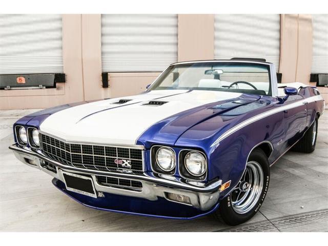 1972 Buick Skylark | 930510