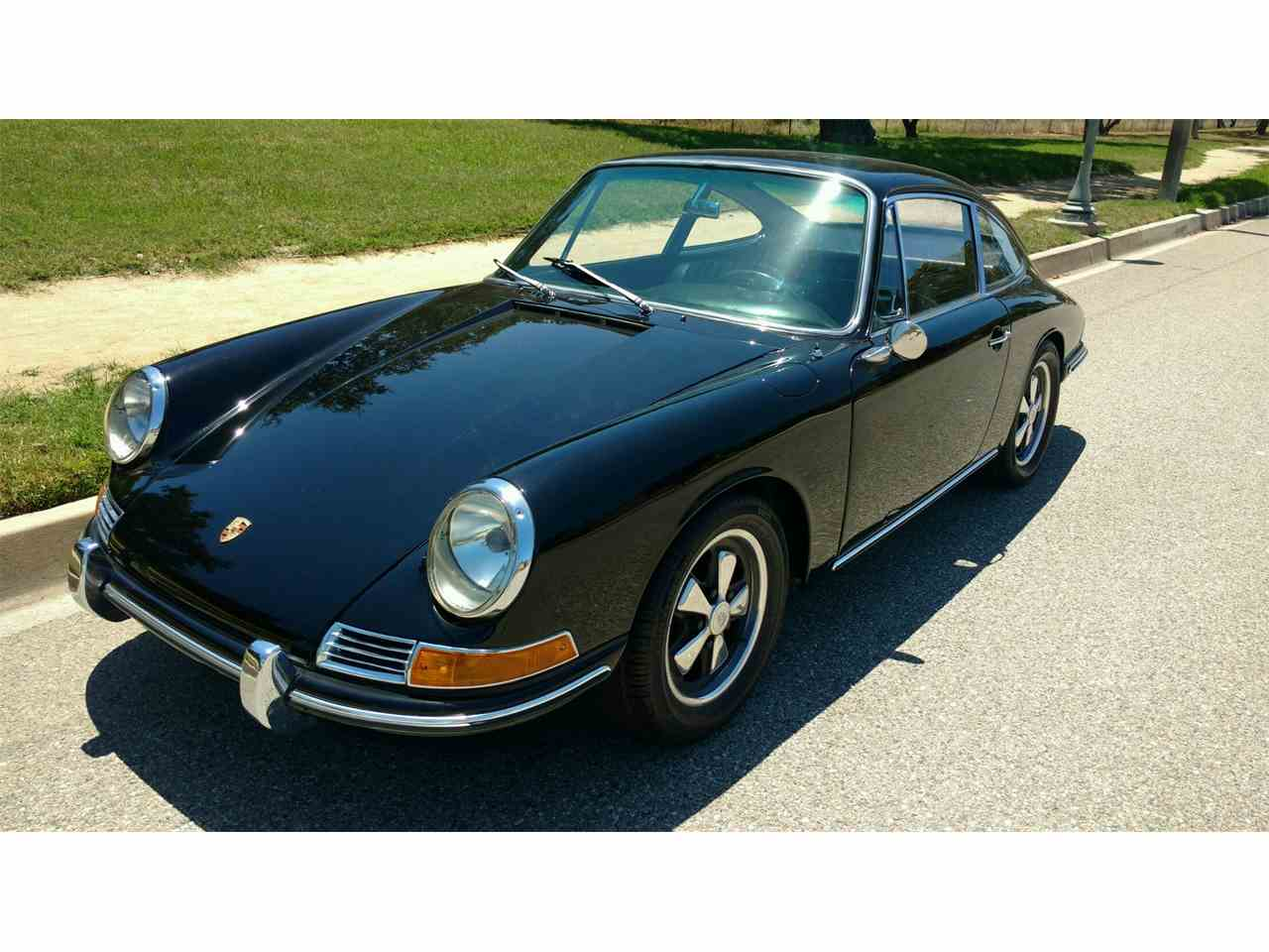 1966 porsche 911 for sale cc 935120. Black Bedroom Furniture Sets. Home Design Ideas