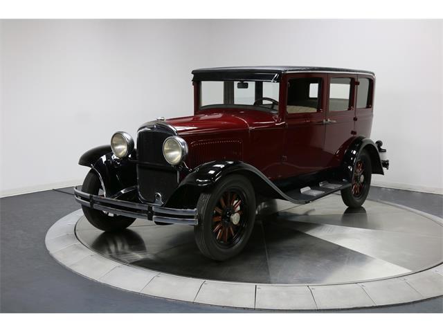 1929 Plymouth Sedan | 935127