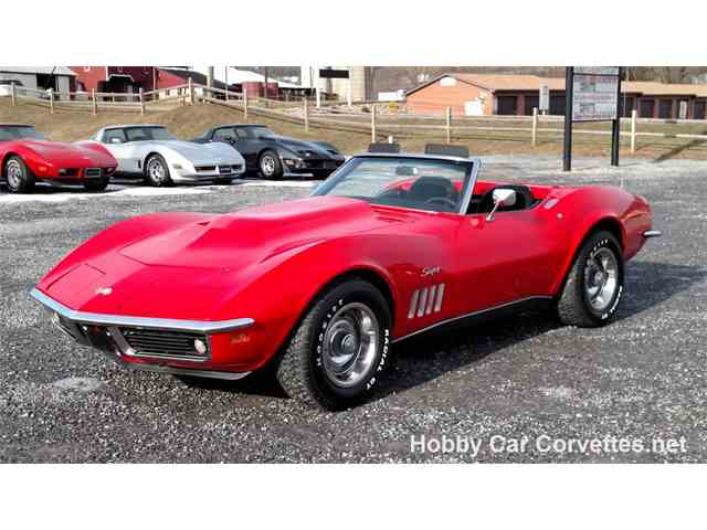 1969 Chevrolet Corvette | 935129