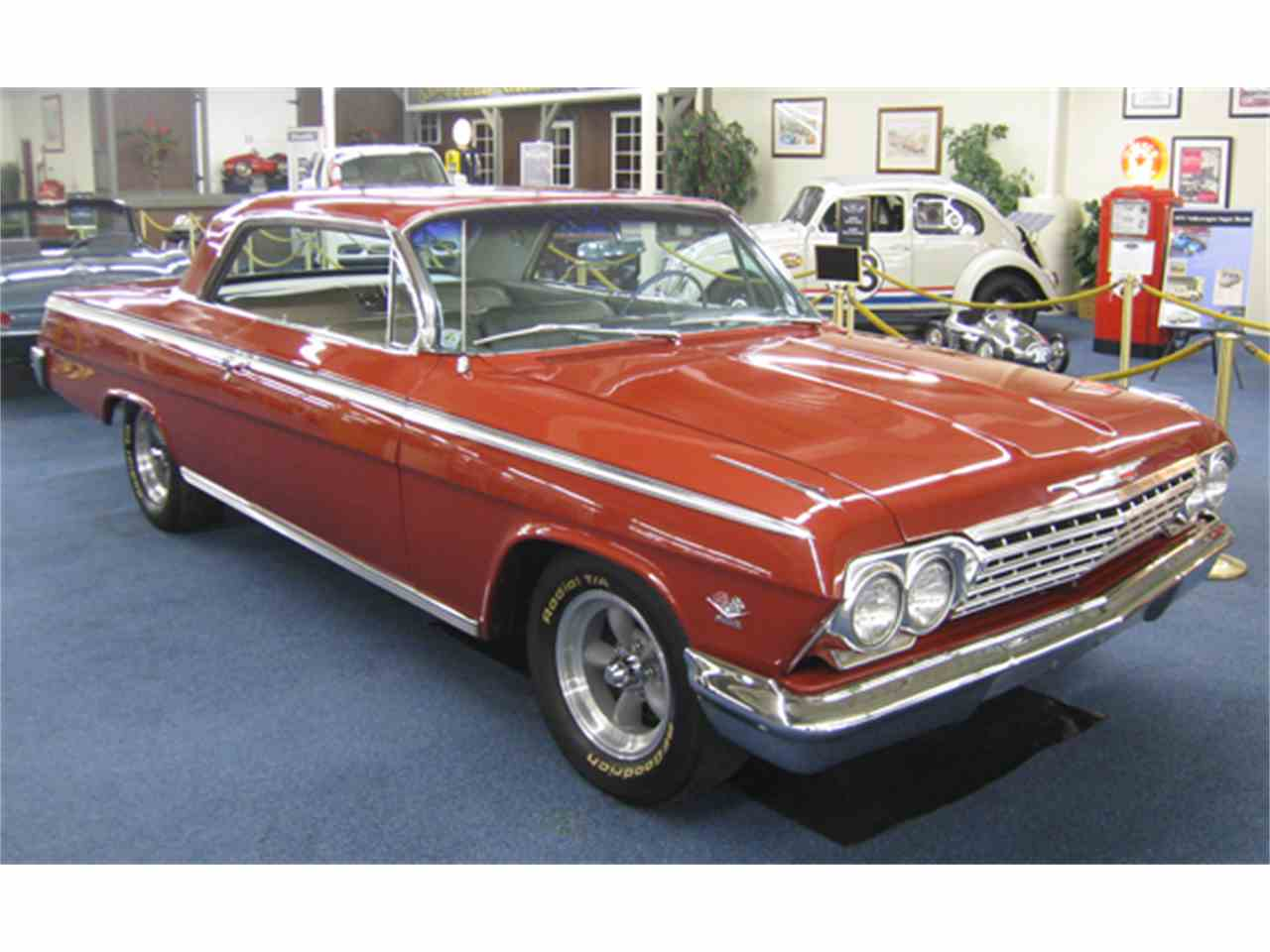 Large Picture of '62 Impala - K1K0
