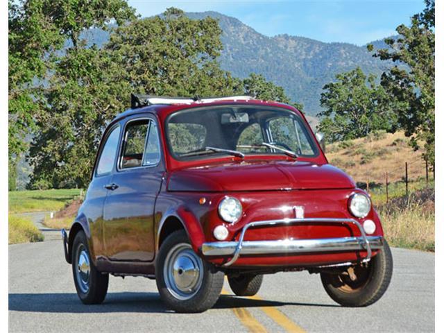 1971 Fiat 500L | 935138