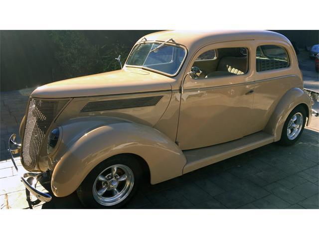 1937 Ford Humpback | 935152