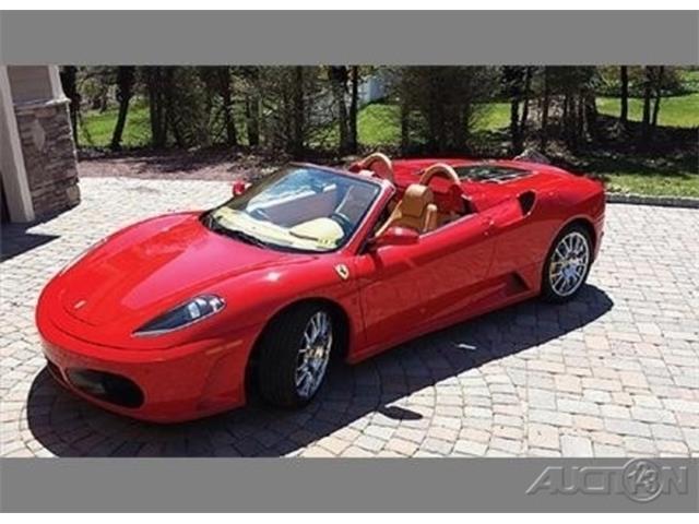 2008 Ferrari F430   935156