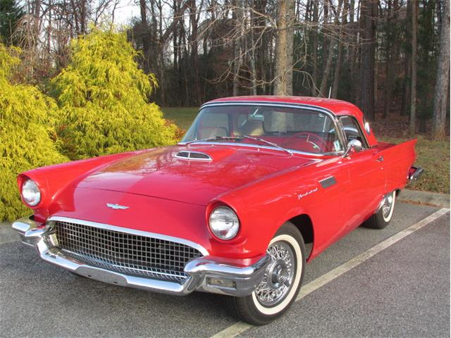 1957 Ford Thunderbird | 935164