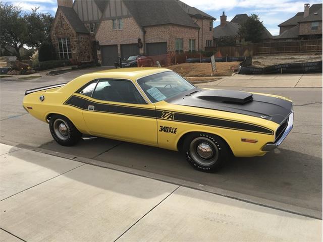 1970 Dodge Challenger T/A   935165
